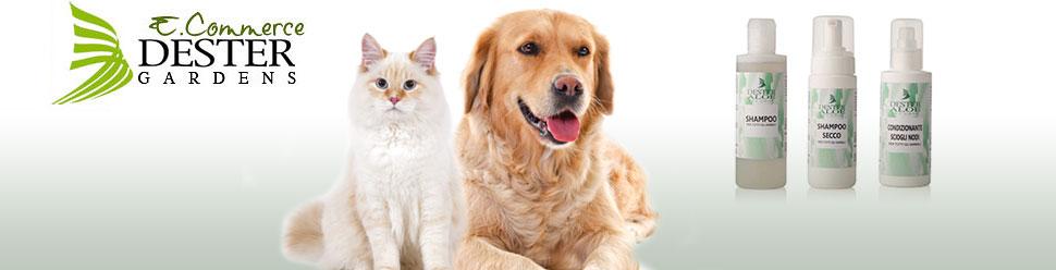 Cosmetici per animali
