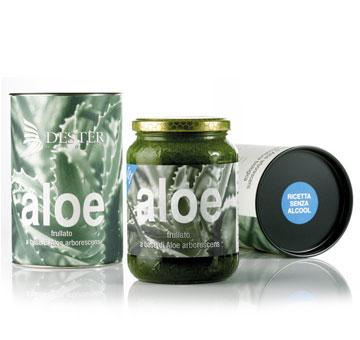 Frullato Aloe ricetta senza alcool