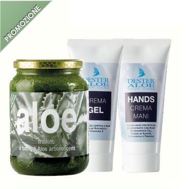 Frullato Padre Zago + Crema Gel + Crema Hands
